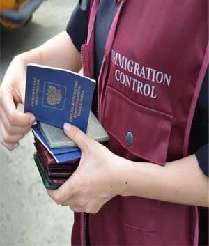 Проверка миграционного учёта