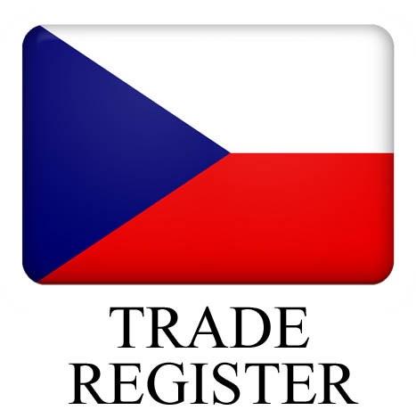 Выписка из торгового реестра Чехии