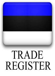 Выписка из торгового реестра Эстонии