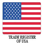 Выписка из торгового реестра США